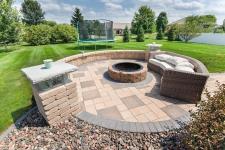 Fire pit patio wisconsin