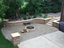 firepit patio stillwater mn
