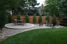 Shoreview Patio and Firepit