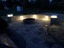 fire pit patio eau claire