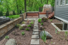 Shoreview Outdoor Living Space